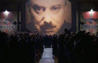 Escena de la película 1984.