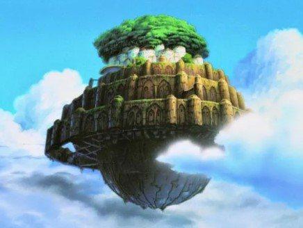 crítica el castillo en el cielo