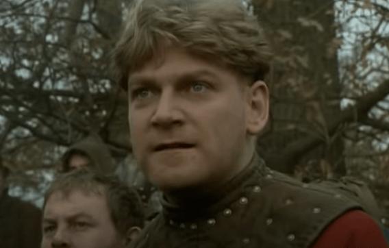 Enrique V de Inglaterra en la película de 1989.
