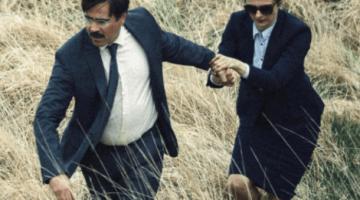 Imagen de la película Langosta (The Lobster), del director Yorgos Lanthimos. Repasamos toda su filmografía.
