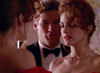 Lista de las peores películas de amor que hemos visto. Imagen de la película Pretty Woman.