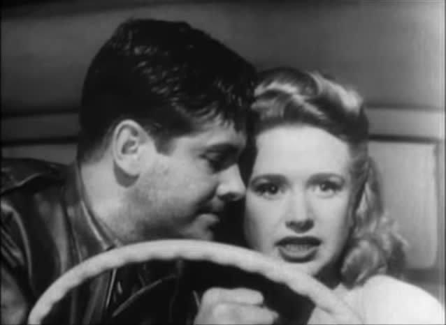 Imagen de la película de Sabotaje, de Alfred Hitchcock, en 1942.