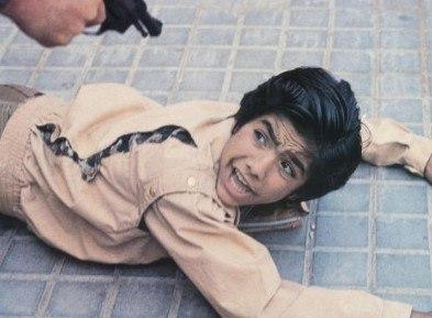 """Escena de """"Yo, el Vaquilla"""", película española de 1985. Características y mejores películas del cine quinqui."""